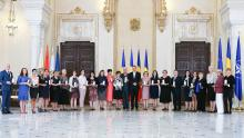 The personalities and educational institutions from abroad, decorated by President Iohannis