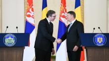 Vizita oficială în România a Președintelui Republicii Serbia