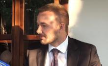 Interview, romanian member of Parliament Daniel George
