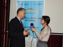 """Filip-Lučian Jorga, Institut kulture Rumunije: """"Ovadašnji Rumuni sa velikim interesom gledaju ka Rumuniji"""""""