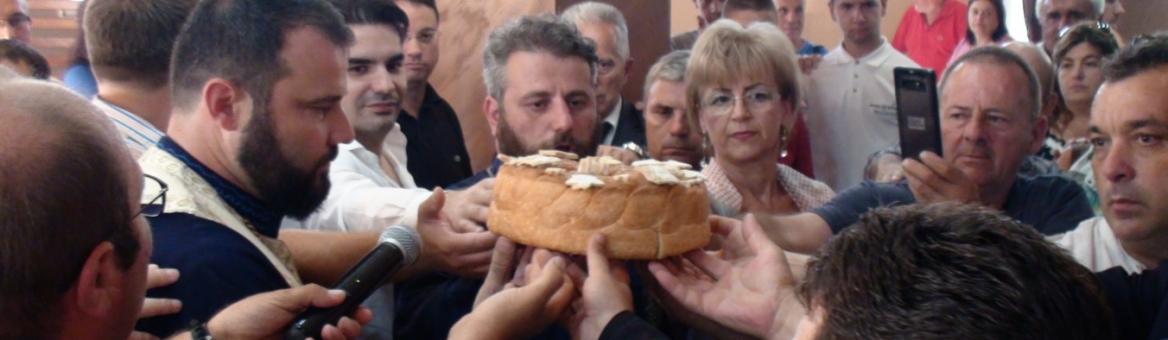 A fost marcată ziua Sfântului Ilie, patronul spiritual al Partidului Neamului Românesc